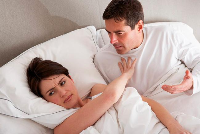 Болезненные ощущения во время интимных отношений