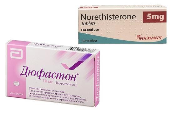 Дидрогестерон