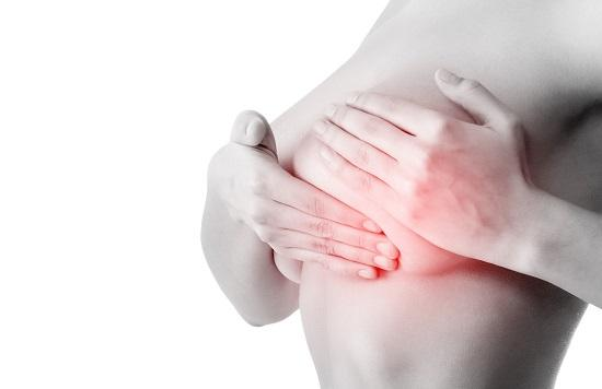 боль в молочной железе