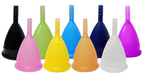 Чаши менструальные