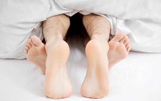 Секс после месячных