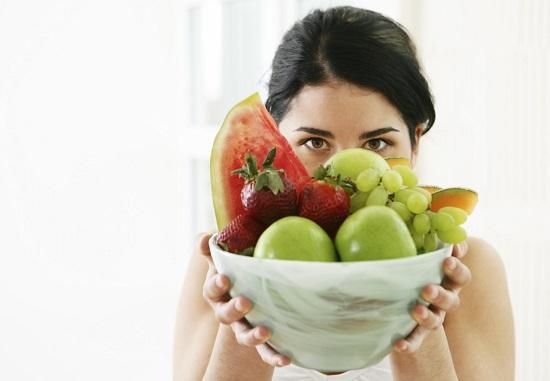 фрукты в диете